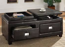 black coffee table with storage black coffee table with storage coffee table
