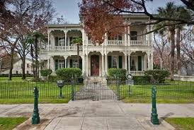 Famous Houses In Movies The History Behind San Antonio U0027s King William One Of The U0027most