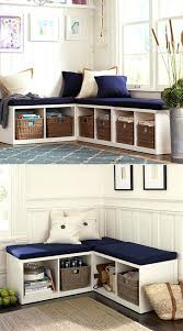 Storage Bench Seat Diy by Bedroom Amazing Best 25 Small Storage Bench Ideas On Pinterest