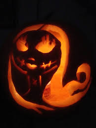 jack skellington pumpkin