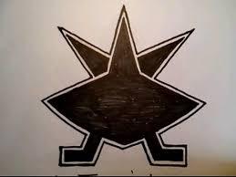 draw gold power ranger antonio super samurai symbol doodle