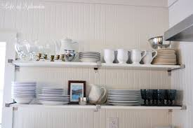 Kitchen Shelving Ideas Kitchen Wire Shelving Units With Garage Shelving Also Cheap