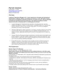Sample Warehouse Manager Resume Doc 600750 Supply Chain Management Resume Sample Engineering Mana