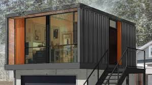 shipping container homes move into edmonton u0027s back alleys