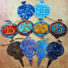 decoart mixed media article ornaments and