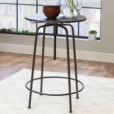 trent design pub tables bistro trent design canyonwood pub table reviews wayfair