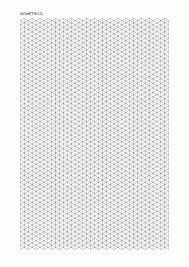 printable isometric paper a4 plantilla isométrica de puntos buscar con google dibujo tecnico