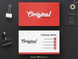 Red Business Cards Tire Print Business Card Template Freebcard