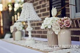 kelsi derrick u0027s backyard shabby chic wedding twinty