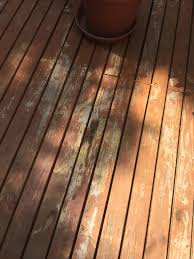 deck stripping u2013 removing an old deck stain best deck stain