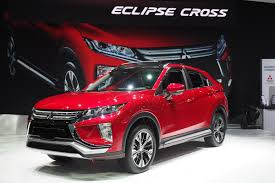 new mitsubishi eclipse new mitsubishi eclipse cross revives old nameplate in a