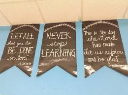 peek inside my classroom idea for chalkboard art pennants chalk