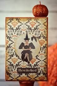 halloween wood blocks bewitching halloween decor the wood connection blog