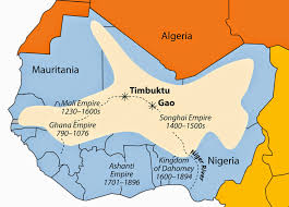 Nigeria Africa Map by Factors For Decolonization Of British In West Africa Top 5 Resources