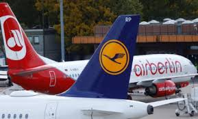 Parts Of Business Card Lufthansa Agrees To Buy Parts Of Insolvent Air Berlin Business