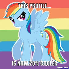 Rainbow Dash Meme - rainbow dash meme rainbow dash meme generator diy lol mlp