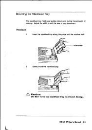 hitachi hifax 47 user manual pdf download page 3