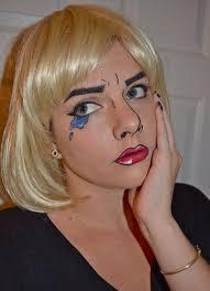 best 25 comic book makeup ideas on pinterest pop art halloween
