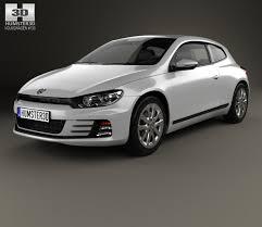 volkswagen scirocco 2015 volkswagen scirocco 2015 3d model hum3d