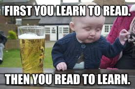How To Read Meme - learn how to read meme davebrothers info