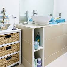 ideas for bathroom storage bathroom lewis scandi bathroom towel cupboard