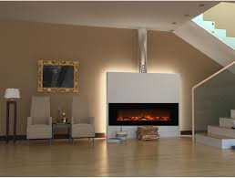 contemporary electric wall mount fireplace med art home design