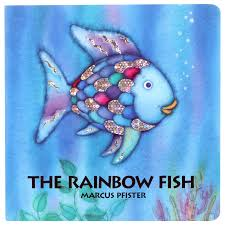 rainbow fish clipart clipartxtras