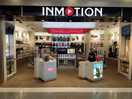 inmotion locations 120 electronic stores in usa airports