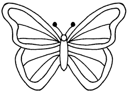 butterfly clip black and white gallery hanslodge cliparts