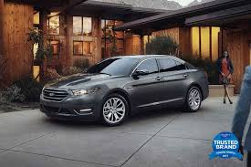 2017 ford taurus sedan optimal driving performance ford com