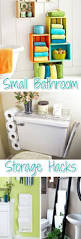 Small Bathroom Diy Ideas 38 Creative Storage Solutions For Small Spaces Awesome Diy Ideas