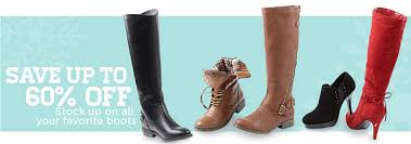 womens boots sears boots as low as 11 24 at sears com free store up