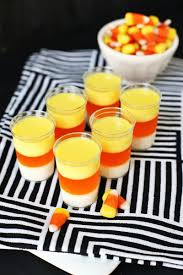 candy corn jell o cocktail shot u2013 best cheap halloween