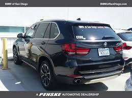 certified pre owned lexus san diego 2017 used bmw x5 xdrive35i sports activity vehicle at bmw of san
