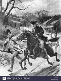 paul revere black and white stock photos u0026 images alamy