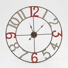 horloge murale cuisine originale pendule de cuisine originale et horloge inspirations avec pendule