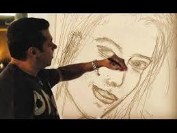 salman khan sketch of girlfriend iulia vantur youtube