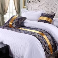 Bedroom Furniture Runners Online Get Cheap Bed Scarves Runners Aliexpress Com Alibaba Group