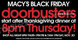 macy s black friday ad 2013