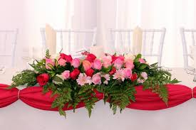 Flower Table L Roses Flowers Table Free Photo On Pixabay