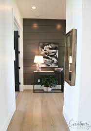 Painted Shiplap Walls Painted Shiplap Accent Walls In Rich Colors