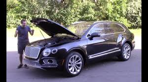 bentley bentayga 2016 price here u0027s why the bentley bentayga is worth 250 000 youtube