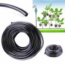 2018 high quality 20 50m watering tubing hose pipe mayitr 4 7mm