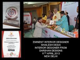 Eminent Interior Design by Portfolio Darshan Group