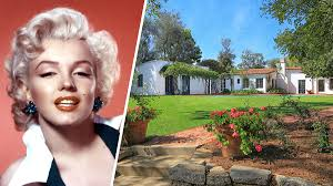 marilyn monroe house brentwood home where marilyn monroe died is for sale nbc 7 san diego