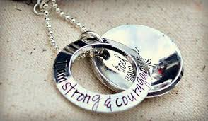 personalized locket necklace gift for from personalized locket be strong and