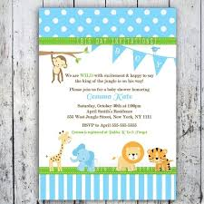 baby shower boy invitations template resume builder