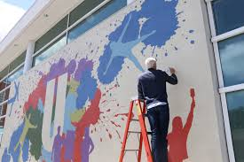 how to paint a wall mural mural masterpieces a guide to redwood city u0027s newest public art
