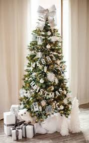 White Bows For Tree Awesome Tree Decoration Projects Diycraftsguru
