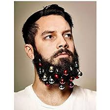 beard ornaments beard ornaments christmas beard baubles colorful